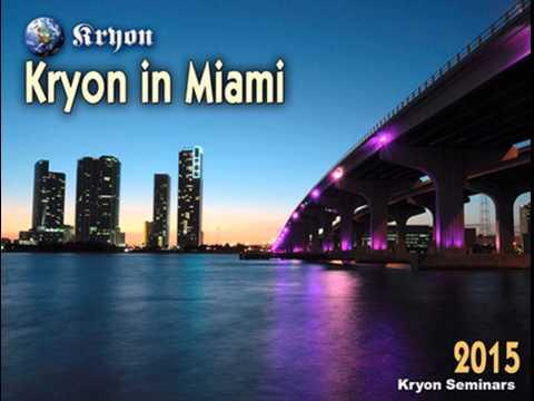 """Kryon """"Congratulations"""" Miami, Florida"""