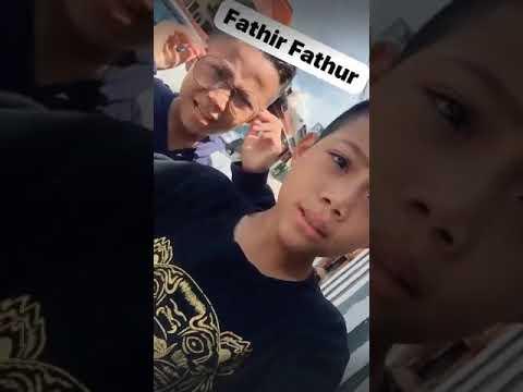 Fathir dan Fathur ganteng