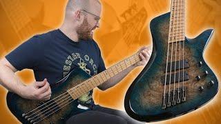 How Good Does A $400 Multiscale Bass Sound??? - RedSub Coliseum [Bass Demo]