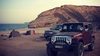 Dubai to Oman with a GoPro - 2014