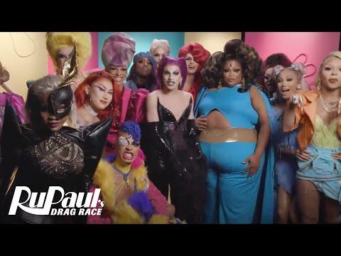The Newest Queens Strike a Pose on the Runway w/ Aquaria! 👠 | RuPaul Drag Race Season 11 | VH1