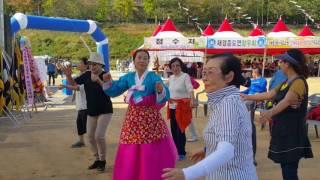 재경신안군14개향우회 공연 서울한양대 맞은편 살곶이고원