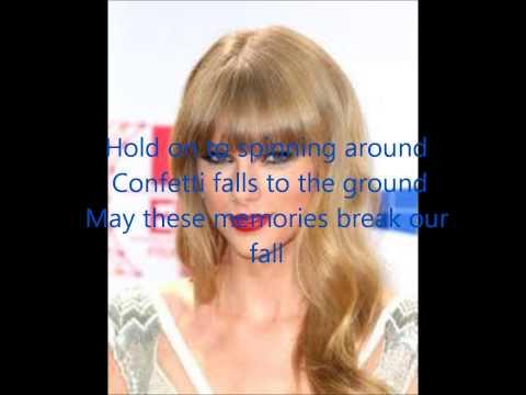 Taylor Swift Long Live Lyrics