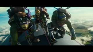 Черепашки - ниндзя 2 фэйк-трейлер/Teenage Mutant Ninja Turtles: Out of the Shadows fake trailer