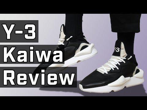 Best New Y-3 Sneaker? Y-3 Kaiwa Review