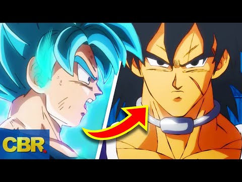 Dragon Ball Super 2018 Movie: NEW Trailer MEANING And Easter Eggs