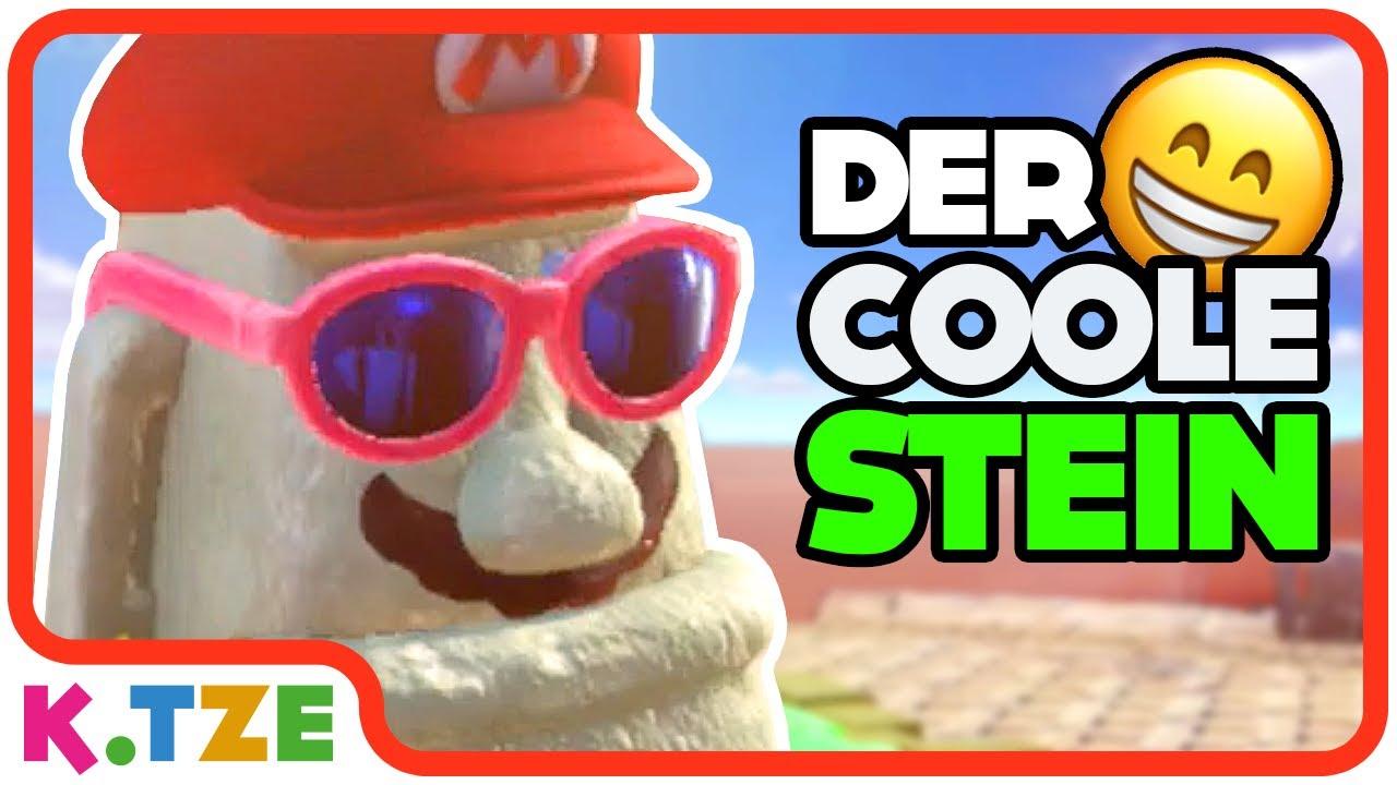 Der coole Mario-Stein! 😎😂 Super Mario Odyssey für Kinder | Folge 3