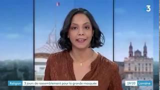 14 févr 2020 - Première prière Grande Mosquée de Metz - Evénement 1ière pierre