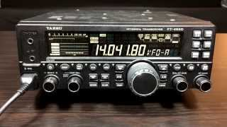 Yaesu FT-450D: Getting Started and Overview