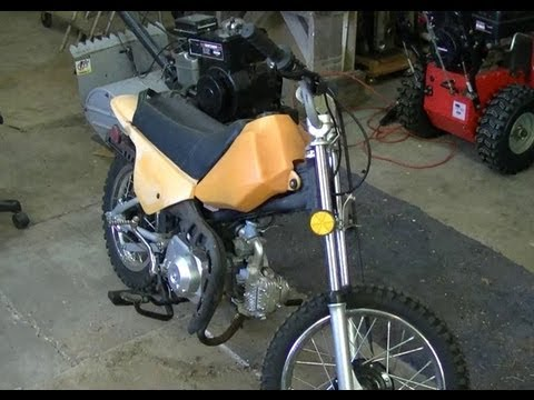 How To Clean The Carburetor On A Minibike