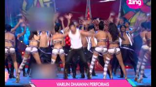 Varun Dhawan on the Got Talent World Stage | Bollywood Life | HD