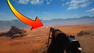 ENDEAVORING THE WORLD RECORD LONGEST SNIPER SHOTS -Battlefield 1