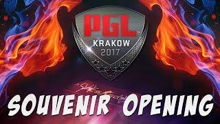 CS:GO - PGL Krakow 2017 Souvenir Package Opening