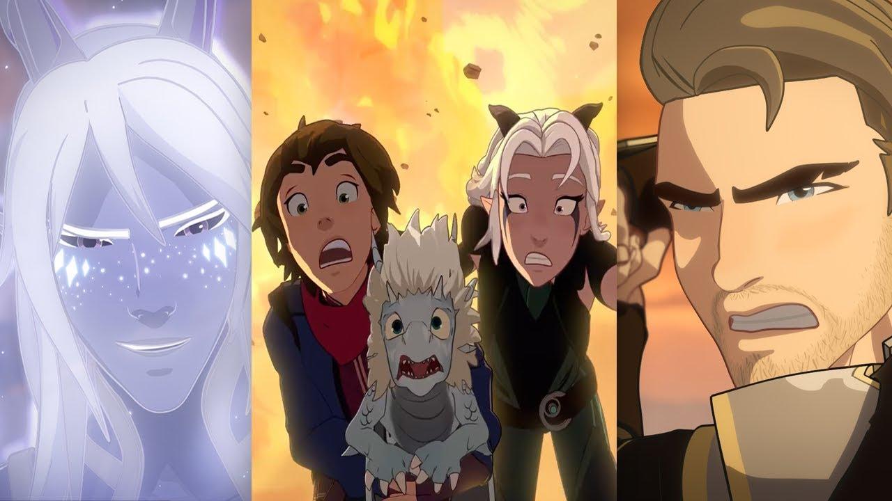 Dragon Prince: The Dragon Prince Season 3 Review: The End Of The
