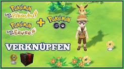 Pokemon Go mit Switch verbinden, verknüpfen + Meltan farmen, verschicken (durch Wunderboxen)