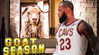 LeBron James - GOAT Season - Ultimate 2018 Highlights