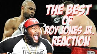 5 Amazing Speed Knockouts By Roy Jones Jr | Reaction Video