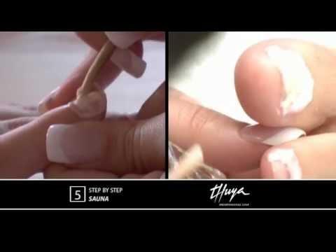 manicure og pedicure