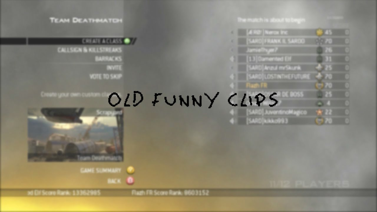 old funny clips