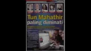 Meet The Boss. MULTIRACIAL MALAYSIA : Tun Dr. Mahathir Bin Mohamad