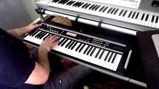 KORG X50 - Checking the Sound - Part 03