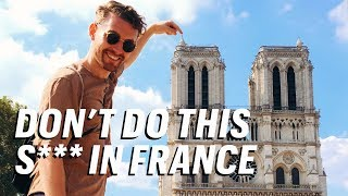 Important Paris Travel Tips You Need To Know || Thrillist Travel Guide