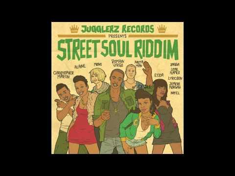 JEMERE MORGAN - INTERNATIONAL LOVE / STREET SOUL RIDDIM [JUGGLERZ RECORDS] / AUG 2012