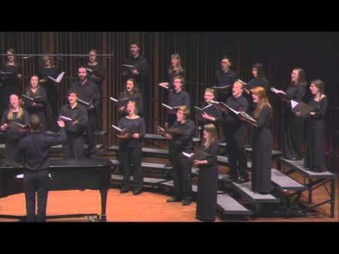 Sergei Rachmaninoff:  Bogoroditse Devo; Macalester Concert Choir