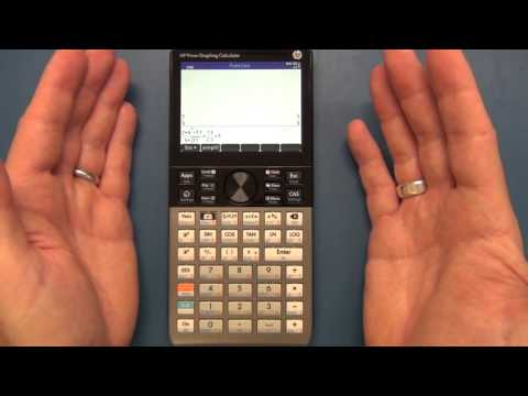 CAM #1 - HP Prime Graphing Calculator Arrival and Review