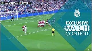 Real Madrid vs Arsenal | 2nd half