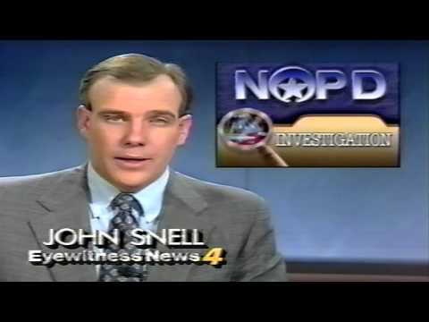WWL-TV CH4 Eyewitness News Nightwatch March 1, 1991