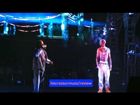 2 PAC PERFORMS AS A HOLGRAM AT THE COACHELLA 2012 [RECAP REVIEW]