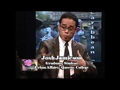 Episode of Caribbean Classroom featuring the Queens College MA in Urban Affairs Program