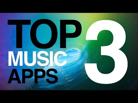 FREE MUSIC APPS TOP 3 for iPhone iPad iPod iOS TOP TRENDING MUSIC APPS 2015