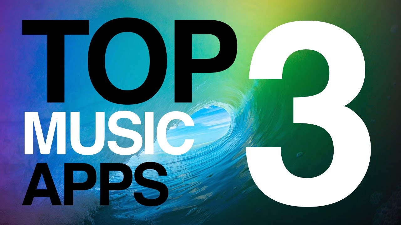 best iphone music apps free apps top 3 for iphone ipod ios top 13624