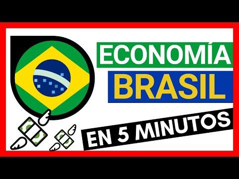 📈 #BRASIL En 5 Minutos - Exportaciones, Importaciones, Socios Comerciales 🇧🇷🇧🇷