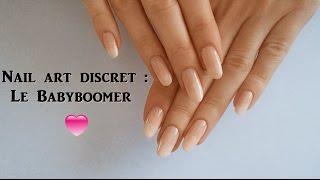 Tuto Nail Art   Babyboomer Nails