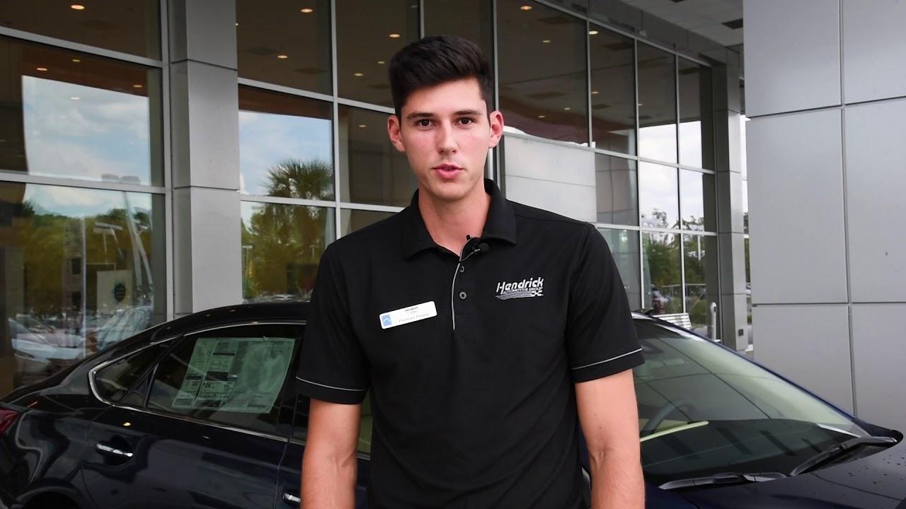 Meet Thomas Posey   Hendrick Toyota Of Wilmington
