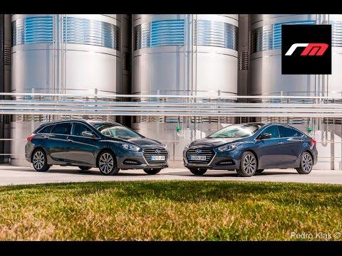 Prueba a fondo Hyundai i40 2015 Revistadelmotor.es