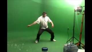 Ceni Meshi - Dance ( muzik  Alena - jump up - Studio Urban Graphics ) 2012