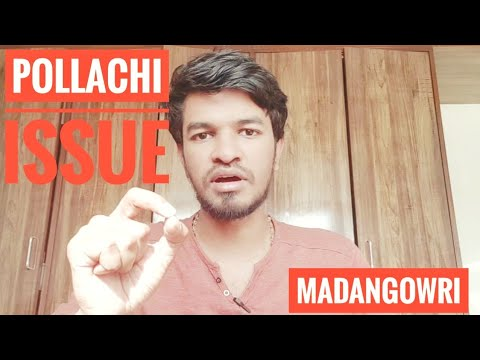 Pollachi Issue | Tamil | Madan Gowri | MG | Case | News