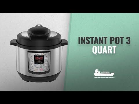 instant-pot-3-quart:-instant-pot-lux-mini-3-qt-6-in-1-multi--use-programmable-pressure-cooker,-slow