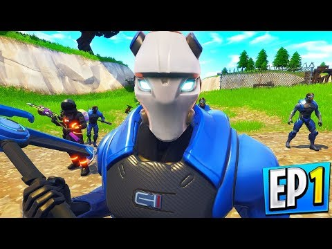 7 masked skins face reveal | Fortnite Battle Royale