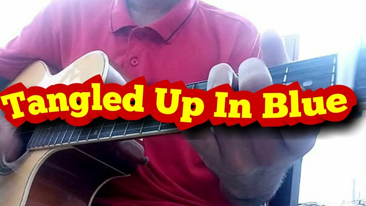 Bob Dylan Tangled Up In Blue Easy Acoustic Guitar Lesson Tutorial