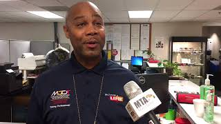 Dennis Harvin brings world-class customer service to MDOT MTA daily riders daily