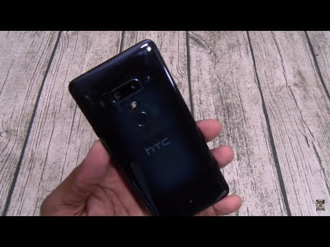 "HTC U12 Plus ""Real Review"""
