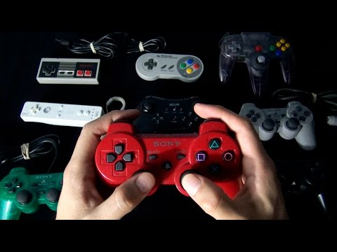 ASMR Video Game Controller Sounds | No Talking |