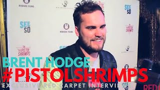 Brent Hodge Interviewed At The Premiere Of Pistol Shrimps #PistolShrimps #SEESO