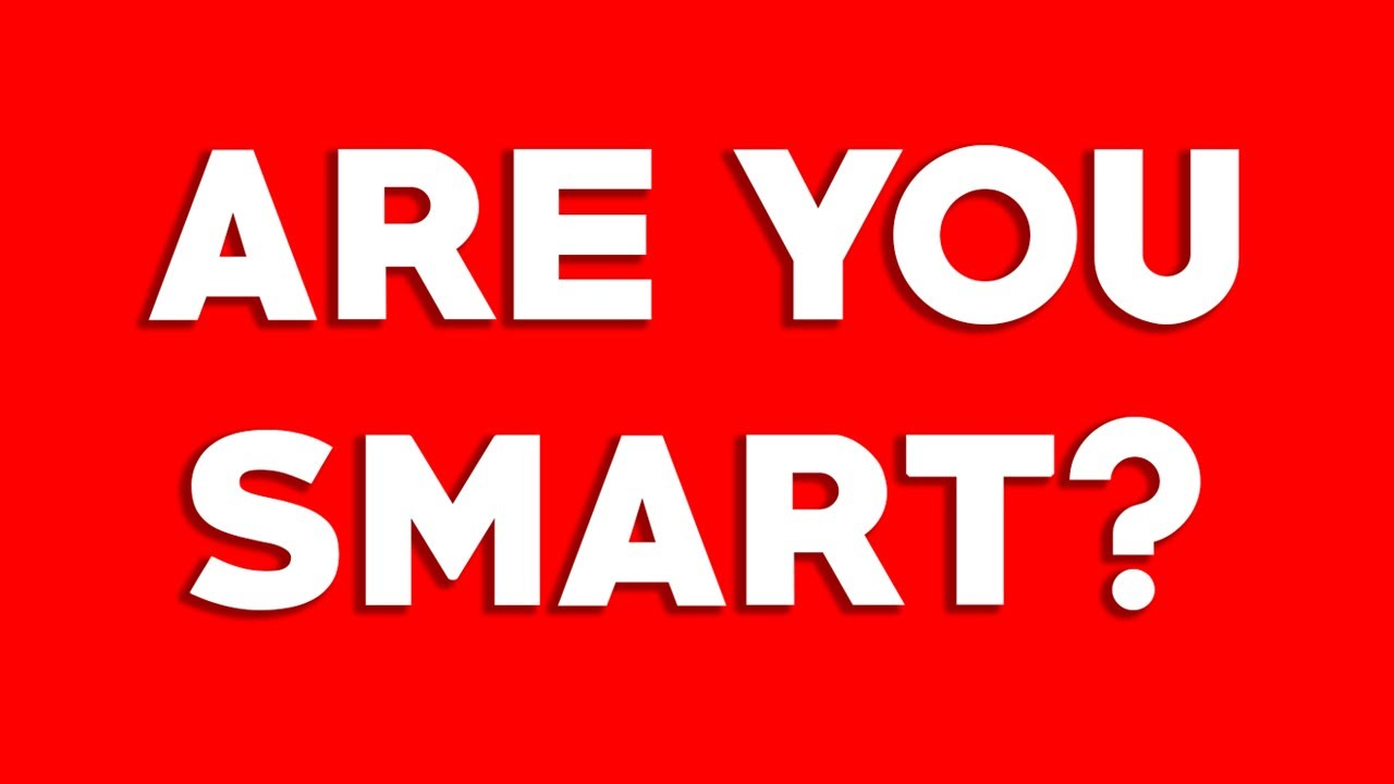Download ARE YOU SMART? (TEST)