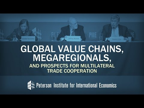 Global Value Chains, Megaregionals, and Prospects for Multil